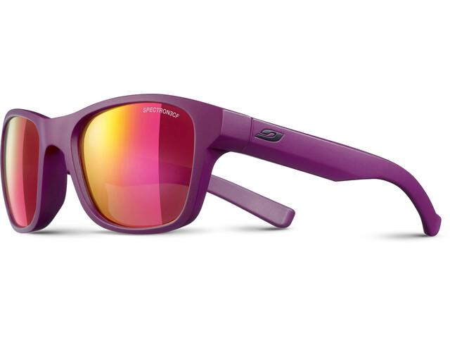 Julbo Reach Spectron 3CF Sunglasses 6-10Y Kids matt purple-multilayer pink